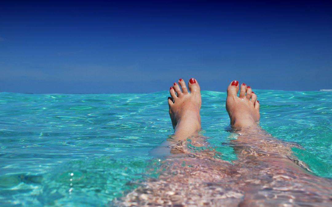 Tiefenentspannung beim Floating