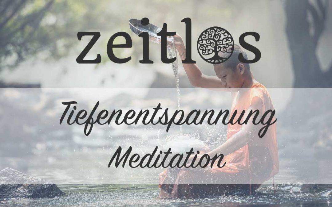 Was bewirkt Tiefenentspannung und Meditation im Gehirn?