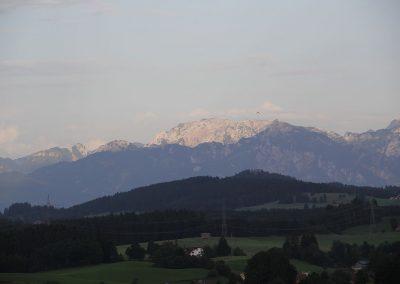 Berge ums Ashram