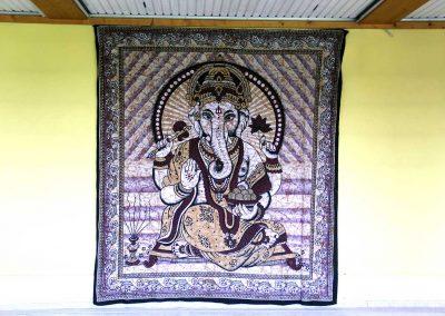 Ganesha im Lakshmi-Raum