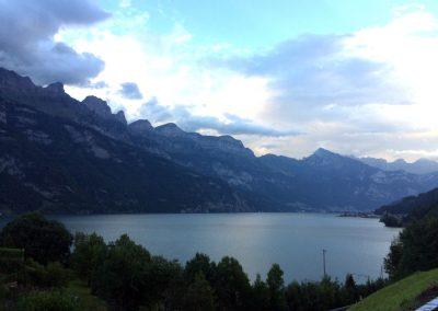 Heimfahrt Schweiz