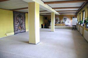 Der Lakshmi-Raum mit Altar