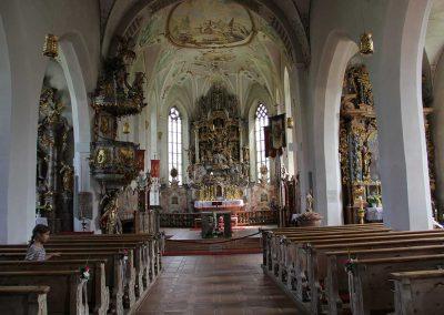 Kirche in Maria Rain