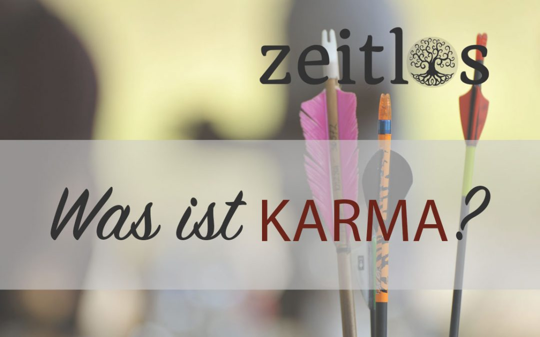 Karma bewertet nicht – Karma ist!